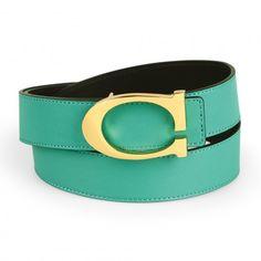 Women's Belts - Reversible Nappa Leather Belt | C. Wonder