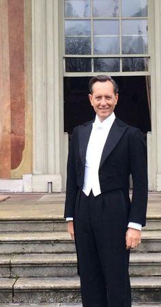 downton abbey season 5   Downton Abbey' season 5 spoilers: Richard E. Grant posts first look ...