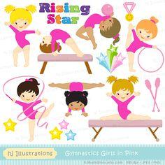 gymnastics-girls-in-pink_01.jpg (864×864)