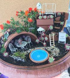50+ Fairy Garden Ideas_14