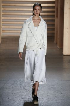 LOOK | 2015 SS NEW YORK COLLECTION | TIBI | COLLECTION | WWD JAPAN.COM