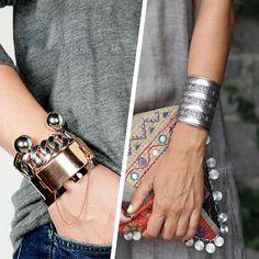 Boho ou Minimal? #boho #minimal #accessories