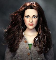 §§º§§ Noel Cruz Creations - Bella Barbie Twilight Dolls, Twilight Saga, Barbie Celebrity, Pin Up, Realistic Dolls, Doll Repaint, Barbie Collection, Barbie Friends, Barbie World