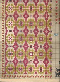 ru / Photo # 109 - Source by xstitchtheline Dmc Cross Stitch, Cross Stitching, Cross Stitch Embroidery, Embroidery Patterns, Cross Stitch Patterns, Crochet Chart, Knit Or Crochet, Knitting Charts, Knitting Patterns