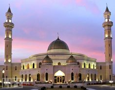 Islamic Center of America Masjid , Dearborn (USA).