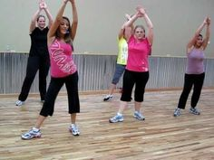 30 great zumba videos on LarissaZumba CO's youtube channel