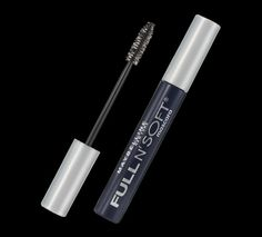 @Maybelline New York New York  Full N Soft - Washable Mascara  Great for a natural look!