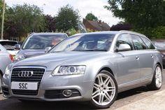 Audi A6 2.0 TDI 170 S Line Special Edition Multitronic Estate Diesel Quartz Grey Metallic for sale at http://www.simonshieldcars.co.uk/used/audi/a6/tdi-170-s-line-special-edition-multitronic/ipswich/suffolk/17884562
