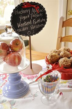 Back to School Breakfast by yourhomebasedmom, via Flickr