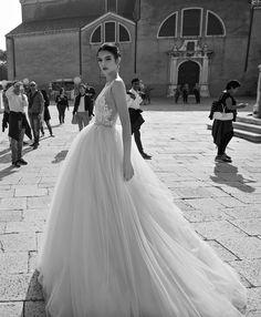 Inbal Dror Wedding Dress Collection 2015 | Bridal Musings Wedding Blog 24