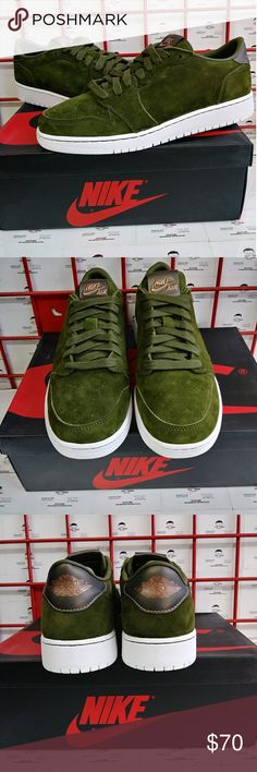 new style 95c03 2cecb Nike Air Jordan 1 No Swoosh Men s Shoes Size 9.5 Nike Air Jordan 1 No  Swoosh Men s Shoes Size 9.5 Brand New Comes With Box Nike Shoes Athletic  Shoes