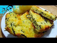Pastel de Zucchini-Receta vegetariana- - YouTube Keto, Quiche, Zucchini, Anna Olson, Cooking, Breakfast, Youtube, Food, Vegetarian