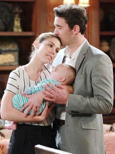 Week of 6/27/16:  Chad is shocked by a note from Abigail he finds in the living room. #DaysOfOurLives #days #dool