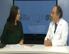 Videochat con el Dr. Nicolás Pérez, del Departamento de Otorrinolaringología, sobre el diagnóstico y tratamiento del vértigo.