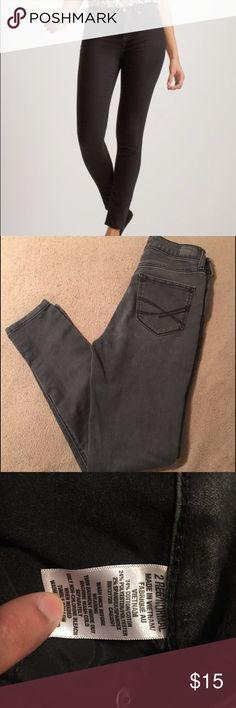 Light black aero high waisted begging Nothing wrong with them! Just don't like how they fit me. Need TLC! Aeropostale Pants Skinny