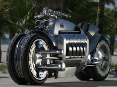 The Dodge Tomahawk - Functional Industrial Art
