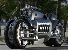The Dodge Tomahawk - Functional Industrial Art