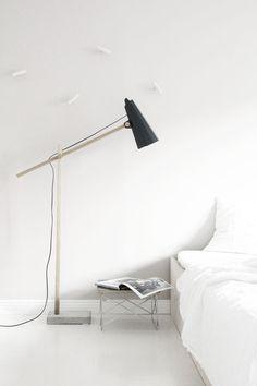 minimal bedroom decor | azulie yogic life
