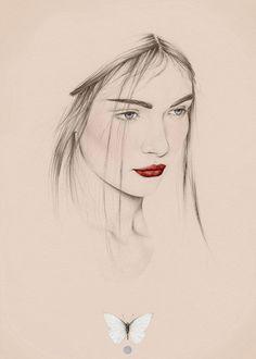 'Keepsake' Illustration by emma leonard