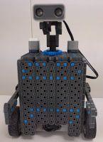Os presentó a Wall-E - vex IQ