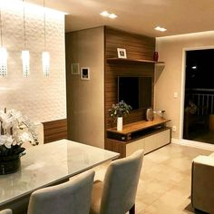 35 Recreate Modern Cozy Living Room Decor Ideas These trendy Home Decor ideas would gain you amazing compliments. Check out our gallery for more ideas these are trendy this year. Living Room Decor Cozy, Small Living Rooms, Cozy Living, Condo Interior, Home Interior Design, Living Room Tv Unit Designs, Trendy Home Decor, Home Decor Furniture, Small Apartments