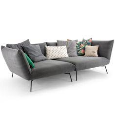 Outdoor Sofa, Outdoor Furniture, Outdoor Decor, Living Styles, Design, Flat, Future, Home Decor, Google