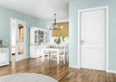 Bílé interiérové dveře Sapeli - VENEZIA