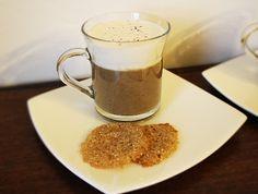 Colazione per tutti: Per il brunch, cappuccino e tegoline... SALATI! ;-)
