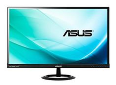 Asus VX279H 27 inch IPS Widescreen LED Monitor (Dual HDMI, 80000000:1, 250 cd/m2, 1920 x 1080, 5 ms) - Black £176.70