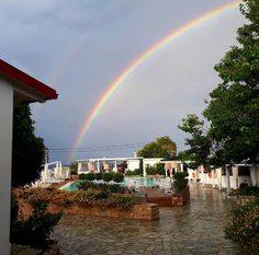 Antigoni Beach Hotel in Halkidiki is undoubtedly the ultimate summer vacation destination for those seeking tranquility, relaxation and distinctive luxury. Beach Hotels, Beach Resorts, Rainbow After The Rain, Rain Photo, Fall Weather, Vacation Destinations, Shades Of Blue, Relax, Autumn