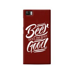 Beer Does God Xiaomi Mi3 Case from Cyankart