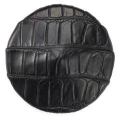 Luxe Crocodile Taylor caps