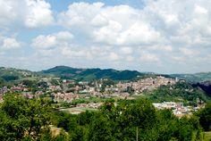 Panoramica di Amandola  #marcafermana #amandola #fermo #marche