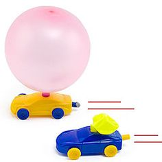balloon car racers