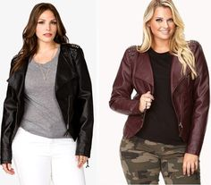 Plus Size Clothing looks fall & winter   Plus Size Fashion Trends for Fall 2013   For Women