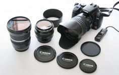 Choose the Right Lens for Your First DSLR