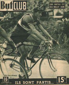 Bartali 1948 @ Italiaanse Racefietsen