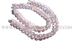 7 Inch Rose Quartz Beads In Onion Faceted Shape Quality A #rosequartz #rosequartzbeads #rosequartzbead #rosequartzonion #onionbeads #beadswholesaler #semipreciousstone #gemstonebeads #beadsogemstone #beadwork #beadstore #bead