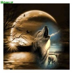 Beautiful howling wolf n moon pic :-) Are you calling my name? Wolf Images, Wolf Pictures, Beautiful Wolves, Animals Beautiful, Tier Wolf, Wolf Artwork, Fantasy Wolf, Wolf Spirit Animal, Howl At The Moon