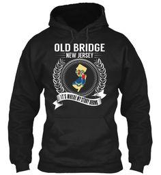 Old Bridge, New Jersey - My Story Begins