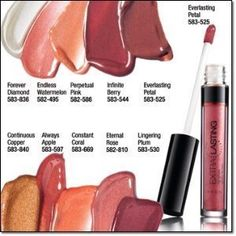 Introducing Avon Extra Lasting Lip Gloss Everlasting Petal. Great Product and follow us to get more updates!