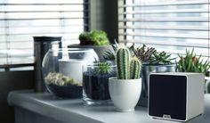 Altoparlante wireless Qube #uniqual #multiroom #wifi #speaker #music