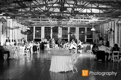 The Lace Factory, wedding location - deep river CT.  Train ride guests in wow!!