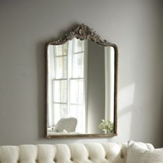 """Beaudry Mirror 