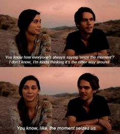 I love this movie (Boyhood)