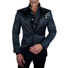 S by Sebastian Jasper Magnolia Jacket Prom Suits For Men, Mens Suits, Suit Men, Wedding Jacket, Wedding Suits, Suit Fashion, Mens Fashion, Fashion 2020, Dinner Jacket