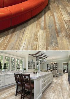 1000 Images About Rustic Wood Look Tile Flooring On