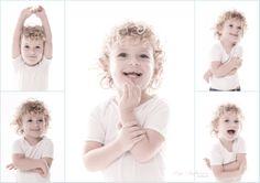 Kids photography having fun