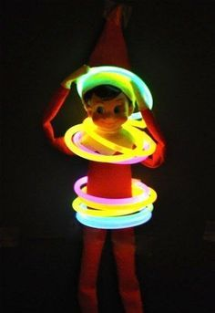 Clubbing | 43 Awesome Elf On The Shelf Ideas To Steal This Christmas