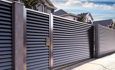 Iron Main Gate Design, Home Gate Design, House Fence Design, House Main Gates Design, Steel Gate Design, Door Design Interior, Gate Designs Modern, Modern Fence Design, Modern Entrance